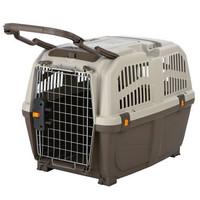 Šunų gabenimo narvai ir dėžės