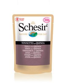 SCHESIR Tunas su kvinoja 85 g