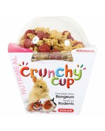 Zolux Crunchy Cup Nuggets skanėstai su burokėliais 130 g