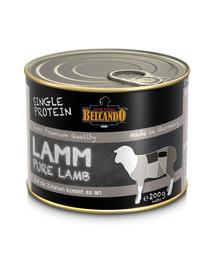 BELCANDO Single Protein Ėriena 200 g šlapias šunų maistas