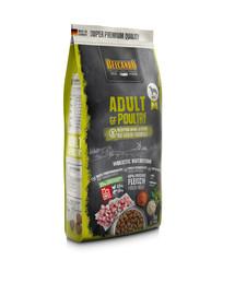 BELCANDO Adult Grain Free Poultry M-XL 1 kg sausas šunų maistas
