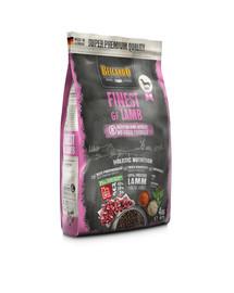 BELCANDO Finest Grain Free Lamb XS-M 4 kg sausas šunų maistas ėriena