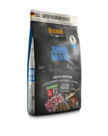 BELCANDO Junior Maxi L-XL 4 kg sausas maistas didelių veislių šunims nuo 4 mėnesių amžiaus