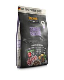 BELCANDO Senior Sensitive 4 kg sausas maistas vyresniems šunims