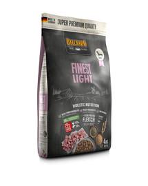 BELCANDO Finest Light XS-M 4 kg sausas maistas antsvorio turintiems mažų ir vidutinių veislių šunims
