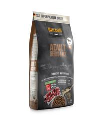BELCANDO Adult Iberico & Rice M-XL 1 kg sausas maistas vidutinių ir didelių veislių šunims
