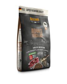 BELCANDO Adult Iberico & Rice M-XL 4 kg sausas maistas vidutinių ir didelių veislių šunims
