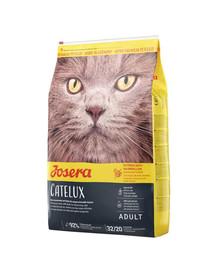 JOSERA Cat catelux 10 kg + 2 NEMOKAMI paketėliai
