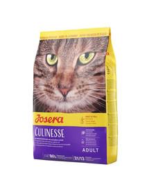 JOSERA Cat culinesse 10 kg + 2 NEMOKAMI paketėliai