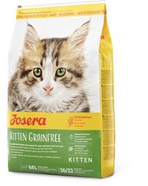JOSERA Kitten GrainFree Sausas maistas kačiukams 10 kg + 2 paketėliai NEMOKAMAI