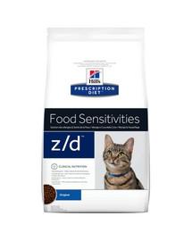 HILL'S Prescription Diet Feline z/d Food Sensitivities 4 kg