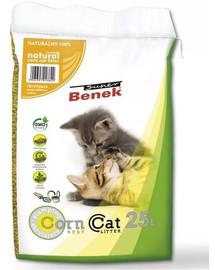 BENEK Super Benek Corn Cat  Kukurūzų kraikas atogrąžų vaisiai 25 l x 2 (50 l)
