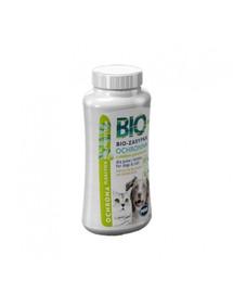 PESS Bio Apsauginiai milteliai su pelargonijų aliejumi šunims ir katėms 100 g
