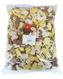 MACED Sausainiai šunims Naminiai gyvūnai maišomi 10 kg