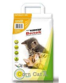 BENEK Super corn cat 7 l x 2 (14 l)