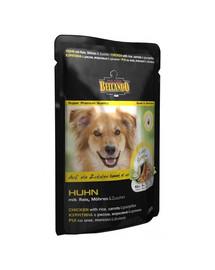 BELCANDO Finest Selection Vištiena, ryžiai ir morkos 6x300 g šlapias šunų maistas
