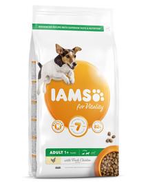 IAMS For Vitality Adult Small & Medium Breed Chicken 5 kg