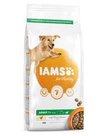 IAMS For Vitality Adult Large Breed Chicken 5 kg