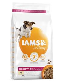 IAMS For Vitality Senior Small & Medium Breed Chicken 5 kg