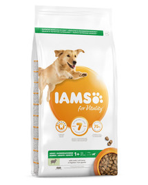 IAMS For Vitality Adult Large Breed Lamb 12 kg
