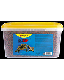 TROPICAL Biorept vėžlių maistas 5l / 1,5kg