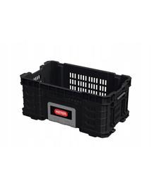 """CURVER Keter Gear Crate 22"""" Įrankių dėžutė juoda"""