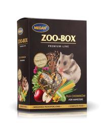 MEGAN Zoo-Box žiurkėnui 520g visavertis mišinys