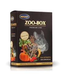 MEGAN Zoo-Box šinšiloms 500g visavertis mišinys