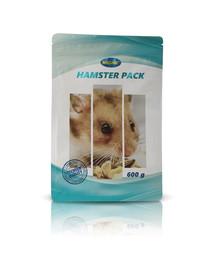 MEGAN Hamster Pack maistas žiurkėnams 600g
