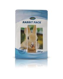 MEGAN Rabbit Pack Maistas triušiams 500g