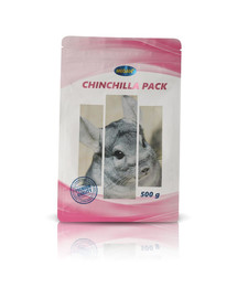 MEGAN Chinchilla Pack Maistas šinšiloms 500g
