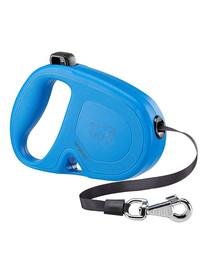 FERPLAST Flippy One Tape L Automatinis pavadėlis juostinis 5 m mėlynas
