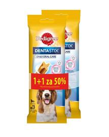 PEDIGREE DentaStix vidutinės veislės) dantų skanėstas šunims18x77g