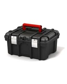 """KETER Įrankių dėžė 16"""" Power Tool Box black"""