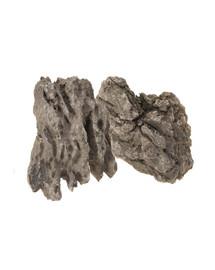 AQUAEL  Quartz Rock Mix 20 kg Juodas akmuo