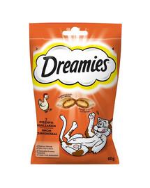 DREAMIES 15g - Kačių skanėstas su skania vištiena