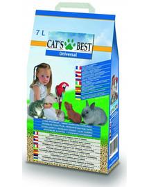 JRS Cat'S best universal 7l (4 kg) + Mentelė kačių tualetui NEMOKAMAI