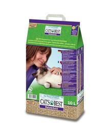 JRS Cat'S Best Smart Pellets 10 l (6 kg) +Mentelė kačių tualetui NEMOKAMAI