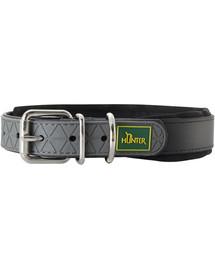 HUNTER Convenience Comfort antkaklis dydis S-M (45) 32-40/2cm juodas