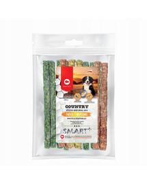 MACED Smart+ Country Sticks Mix 10 mm šuo skanėstai  600 g