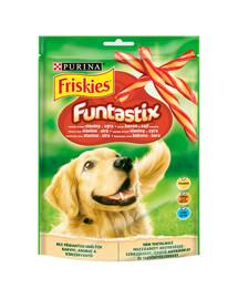 FRISKIES Funtastix Dog 6x175g