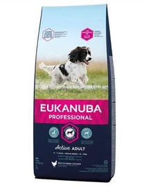 Eukanuba Adult Medium Breed 18 kg
