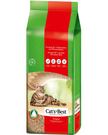 JRS Cat's best eco plus 40 l +Mentelė kačių tualetui NEMOKAMAI