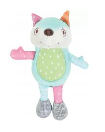 ZOLUX Pliušinis žaislas su garsu  Crazy Jojo lapė