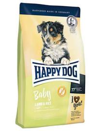 Happy Dog Baby Lamb & Rice su ėriena ir ryžiais 4 kg
