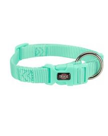 TRIXIE Premium Antkaklis , dla psa, mėtinis, S: 25–40 cm/15 mm
