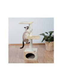 Trixie Badalona stovas katėms 37x37x109 cm smėlinis