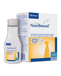 VIRBAC Nutribound Geriamasis tirpalas šunims pasveikimo metu 3 x 150 ml