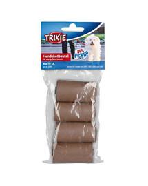 Trixie ekologiškai suyrantys ekskrementų maišeliai  4 X 10 vnt.