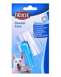 Trixie dantų valymo šepetėliai 2 vnt.